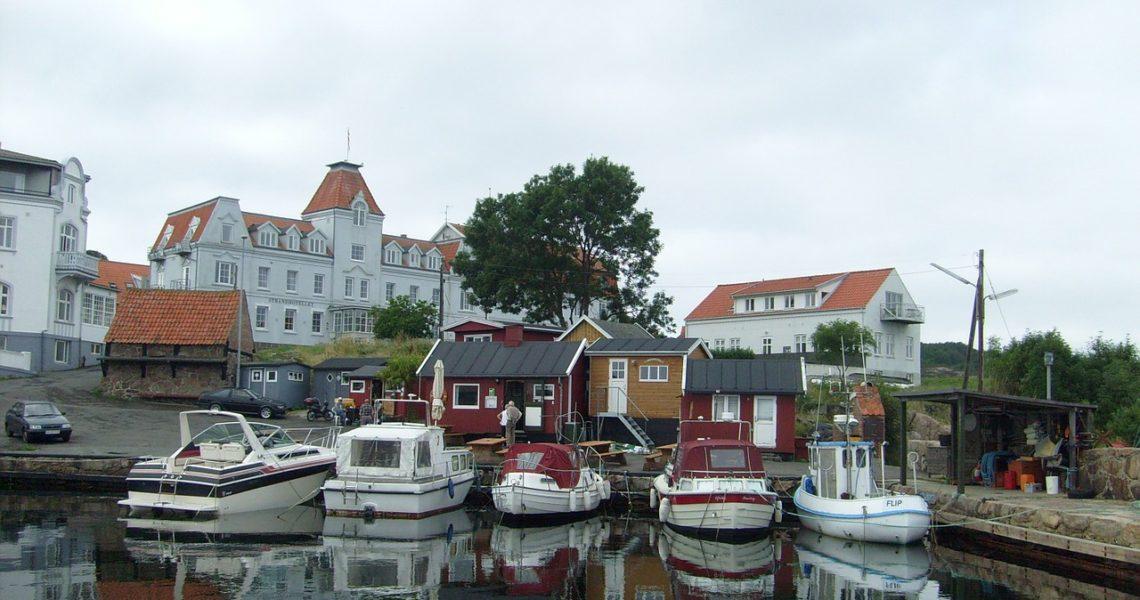 Rejs til bornholm
